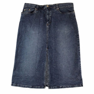 Old Navy Women's Denim Skirt Size 8